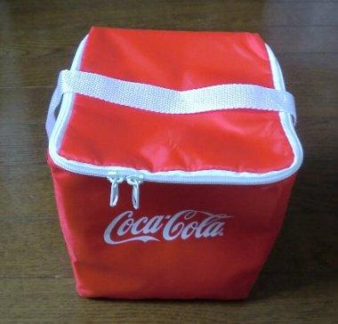 コカ・コーラ 角型保冷バッグ