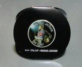 MICHAEL JACKSON ピンバッジ