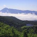 Photos: 雲海と岩手山