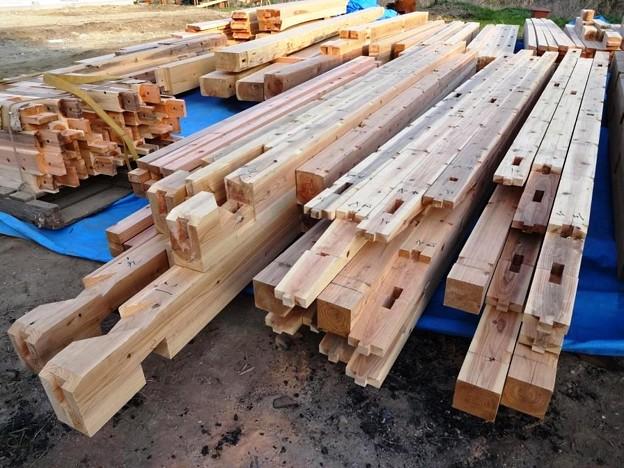 木材の仕口