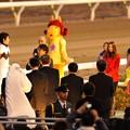 Photos: [東京大賞典2013]表彰式、香里奈さんが幸を睨む