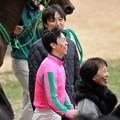 Photos: [4上10下芝16]この日4勝目の北村宏司にも笑みがこぼれる