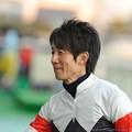 Photos: [川崎記念14]大賞典のときよりも長い時間ファンサービスをしてくれている幸騎手