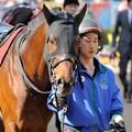 Photos: [140329中山11R日経賞]?トレイルブレイザー「きれいなモヒカンでしょ?」