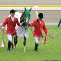 Photos: [140525東京11R優駿牝馬]第75回優駿牝馬優勝ヌーヴォレコルト #keiba