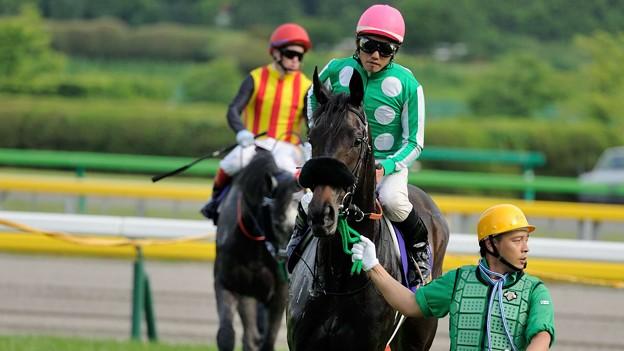 [140525東京11R優駿牝馬]エリーザベスト「まあ、ぼちぼち行ってきますわ~」
