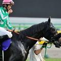 Photos: [140525東京11R優駿牝馬]エリーザベスト「リラックスしてきました~」