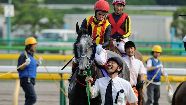 [140525東京11R優駿牝馬]パシフィックギャル「オトコって、単純ね」
