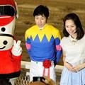 Photos: [140702川崎11RスパーキングレディーC]三人の記念撮影。ユタカ少しテンション落ちた