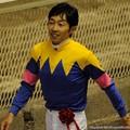 Photos: [140702川崎11RスパーキングレディーC]肩の荷が下りたかのようなユタカ。 #chihokeiba