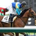 Photos: [140727中京5R新馬]新馬戦を勝ったロンバルディア&北村宏 #keiba