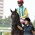 Photos: [140727中京5R新馬]マインリーバー&藤岡康「少し緊張してきました」