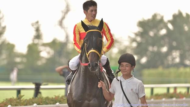 [140727中京12R]12番人気で勝ったサカジロスイセイ「大穴?なにそれ?こっちはわからん」