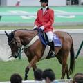 Photos: マイネルスケルツィ「ベイさんちょっと涼んだら元気になってくれるかなぁ・・・」【140906札幌5R2歳新馬】