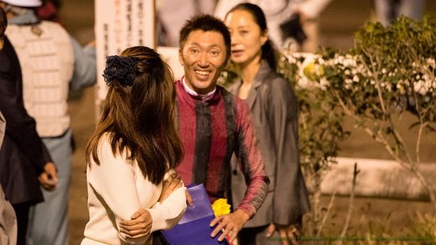 蛯名J「矢部さんどーも!馬券獲りましたか??」(※フィクションです)【141001大井11R東京盃】