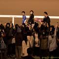 Photos: 石崎駿「おほっすげえ、黄色い声~(^^)」【141112大井11Rハイセイコー記念】