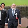 ラウル・デジャン駐日アルゼンチン大使「まあしかしでっかい競馬場だよね」【141109東京11Rアルゼンチン共和国杯】