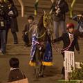 Photos: ストゥディウム「ハイセイコーさんというとんでもない先輩を追っていくんですねぼくは」【141112大井11Rハイセイコー記念】