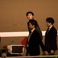Photos: 三浦春馬さん「あそこのパトライトが点滅したらファンファーレ隊が演奏するのか~(嘘」【141112大井11Rハイセイコー記念】