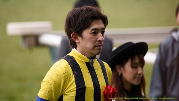 福永J「あー、プラントハンターって照哉さんの馬か、プラントハンターが来るっていっておけばよかった」【150208東京11R東京新聞杯】
