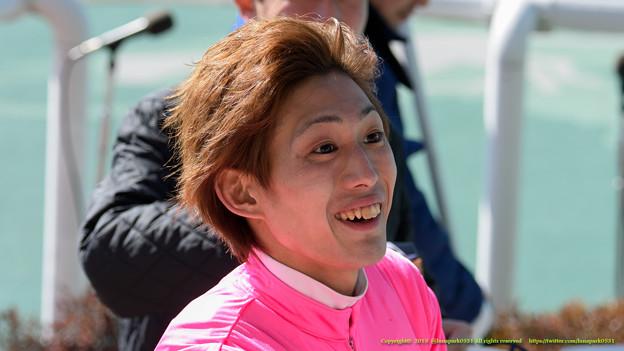 藤岡康太J「おてんばさんですよ」(嘘)【150214小倉6R4上500万下】