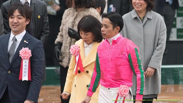 岩田J「いやぁ~怒られるんすかね~」馬主さん「怒られるかもね~」【150301中山11R中山記念】