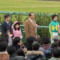 厳かな雰囲気の表彰式【150308中山11R弥生賞】