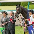 Photos: ラブリーデイ「まあいいや、勝ったは勝ったんだしね」【150628阪神11R宝塚記念】