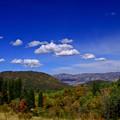 Photos: Snow Basin Rd から見える風景