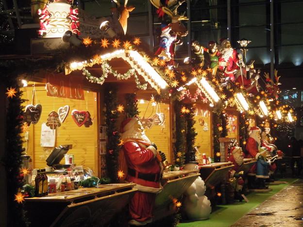 グランフロント大阪クリスマスマーケット2013