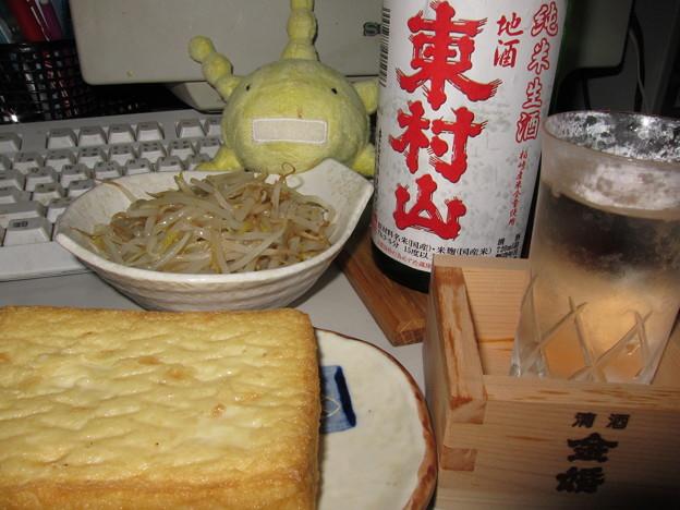 純米生酒 東村山(・ω・)□