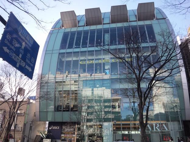 写真: ゴールドジム原宿東京