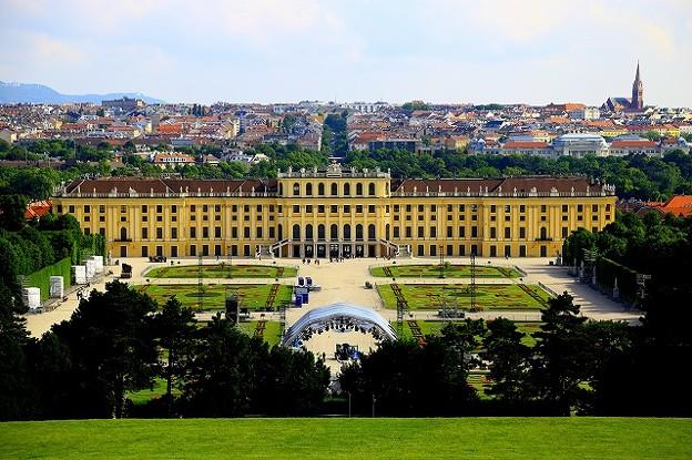 シェーンブルン宮殿の画像 p1_21
