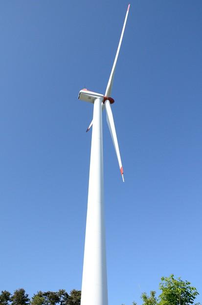 でかい風車だね~