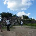 Photos: 結構広い 城砦の 真ん中あたり
