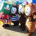 Photos: ざおうさま・みやざき犬 ひぃ・むぅ・かぁ