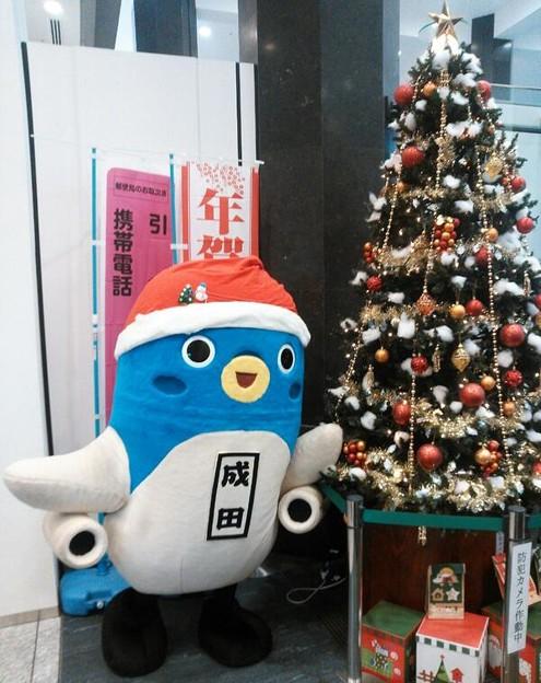 うなりくんとクリスマスツリ~