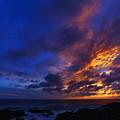 『妖雲。。。』 ~室戸岬~