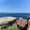 『砦。。。』 ~友ケ島 砲弾跡~