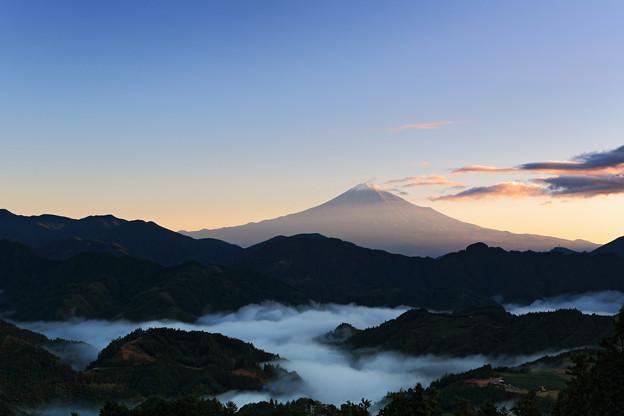 写真: 『荘厳』 ~清水 夜明け~