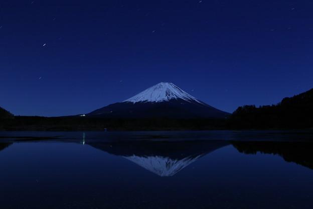 Photos: 『静寂なる年明け』 ~精進湖 2013元旦~