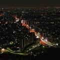 写真: 『年明けの煌き』 ~東山スカイタワー