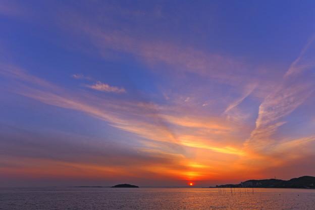 Photos: 『玲瓏』 ~寺部海岸~