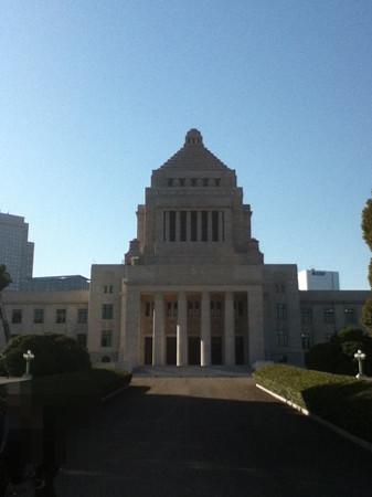 20121213国会議事堂