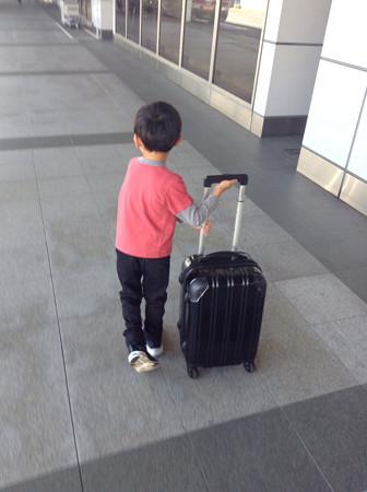 20131118羽田空港にて