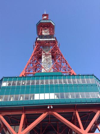 20140306さっぽろテレビ塔(1)