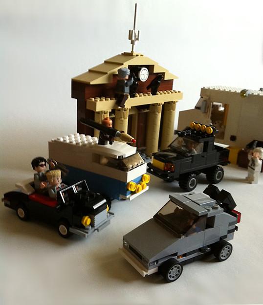 レゴ・バック・トゥ・ザ・フューチャー