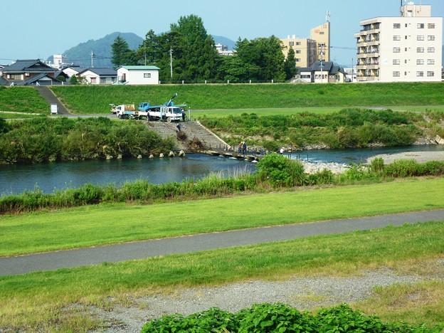 沈下橋 福井県