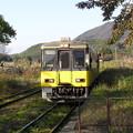 トロッコ電車で022