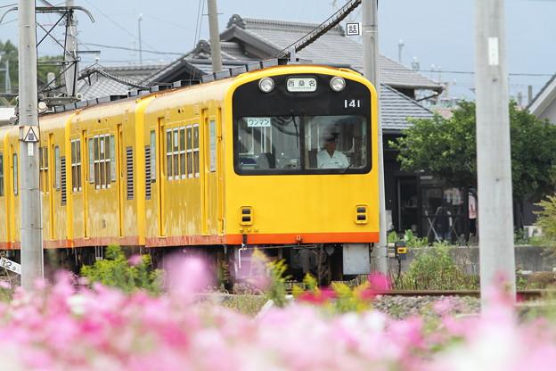 三岐鉄道北勢線 (2)
